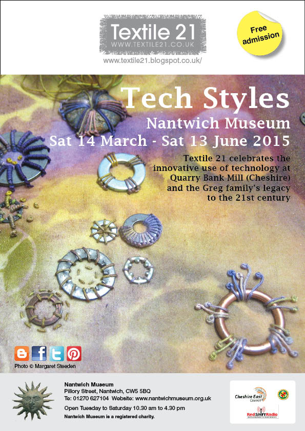T21 Nantwich Museum poster