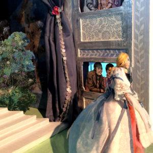 Doreen Dames Cauldwell Cinderella Detail